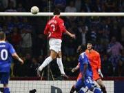C罗欧冠决赛第十年,2008年的总裁是怎么踢大喜娱乐城的?