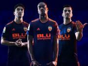 阿迪达斯发布巴伦西亚2018/19赛季客场球衣