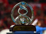 亚冠1/4决赛对阵:权健vs鹿岛