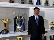张近东:欧冠是国米复兴第一步