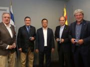 西班牙人四位名宿成为俱乐部社会事务大使