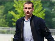 法国队球员回基地报到,格子实力证明寸头才是帅哥标配