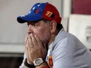 马拉多纳:阿根廷国家队的问题在于桑保利