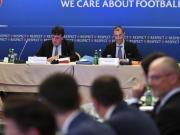 欧足联声明:改革财政公平法案
