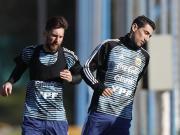 阿根廷世界杯球衣号码分配:梅西10号,迪巴拉21号