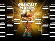 谁是王中之王?FIFA开启世界杯历史最伟大球员评选活动