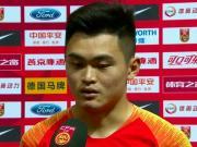 黄紫昌:我在场上处理球不冷静