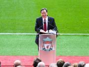 利物浦主席:会进一步提升球队