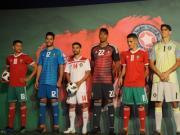 姗姗来迟,摩洛哥国家队2018世界杯主客场球衣发布