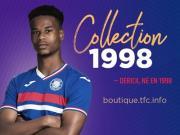 纪念法国世界杯夺冠20周年,图卢兹发布特别版球衣