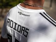 创新风貌,德国国家队Primeknit版本主场球衣发布