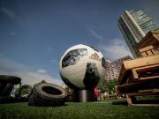 TANGO联赛上海站现场图集 | 无惧酷热,用足球点燃热情
