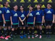"TANGO联赛上海站 | 女足联盟为何选择踢球?因为没""男票"""
