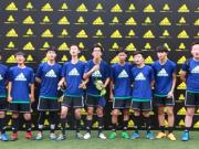 TANGO联赛上海站 | 毒蜂FC,追梦的孩子没有失败