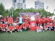 TANGO联赛上海站 | 沙拉盘空降球场,引发骚动
