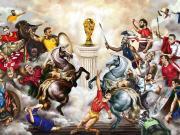 国外也有段子手:盼望着,夏天来了,世界杯的脚步近了