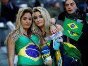 每届世界杯前总有调侃女球迷的段子,但女球迷不等于伪球迷