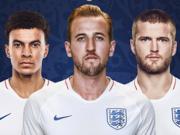 世界杯32强巡礼之英格兰:阵容星光黯淡,三狮期待奇迹