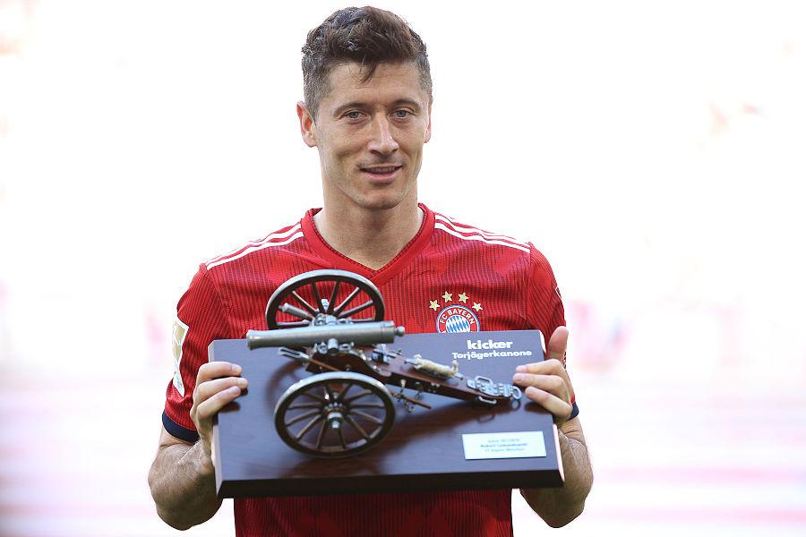 德甲球员工会赛季最佳阵容