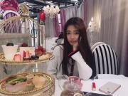女球迷采访:支持西班牙的泰达小迷妹王玥