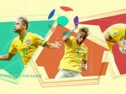 内马尔的世界杯记忆:瘦弱肩膀扛起整个足球王国冠军的希望
