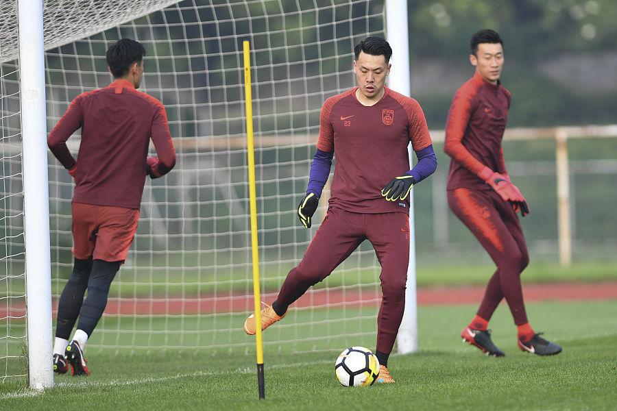 王大雷:在国家队机会不多很正常