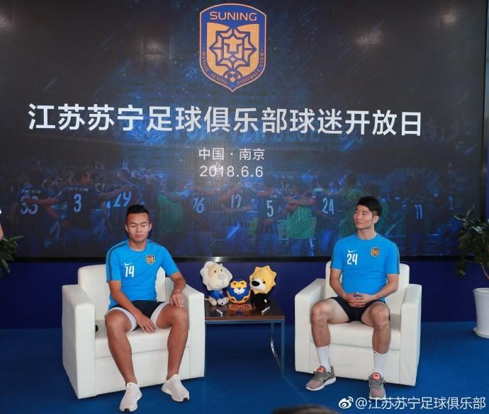 南小亨:我特别想上场踢比赛