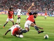 奔跑吧萨拉赫,你的肩上扛着整个埃及前进的希望