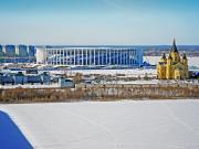 俄罗斯球场巡礼⑩:下诺夫哥罗德体育场