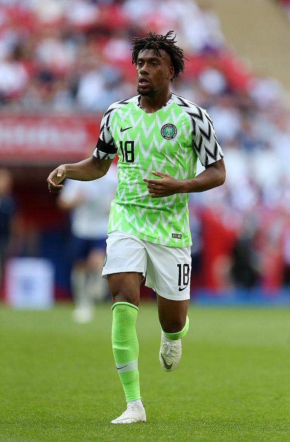 选最受欢迎球衣,尼日利亚夺冠