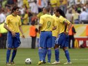 世界杯故事:跑调的魔幻四重奏,巴西足球盛极而衰的2006