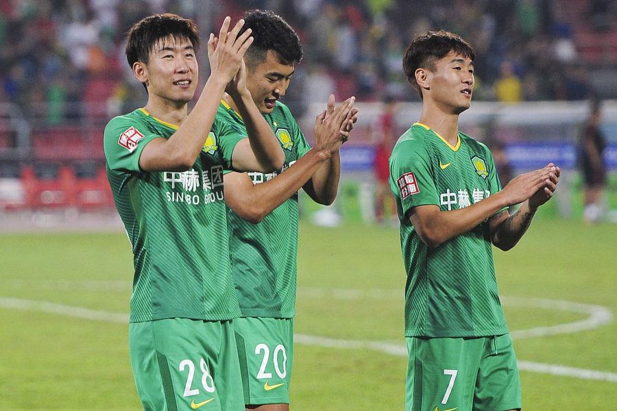 北青报:国安依靠整体力量踢球