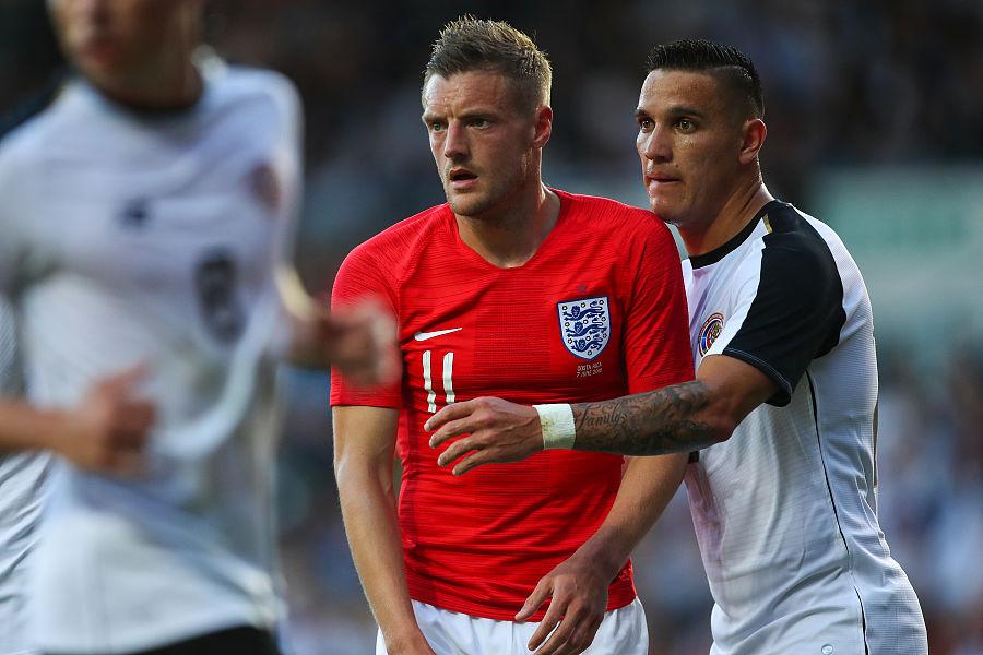 瓦尔迪:英格兰能击败任何对手