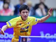 不说足球:日本14岁华裔小将4-3张继科夺冠,连胜3名中国国手