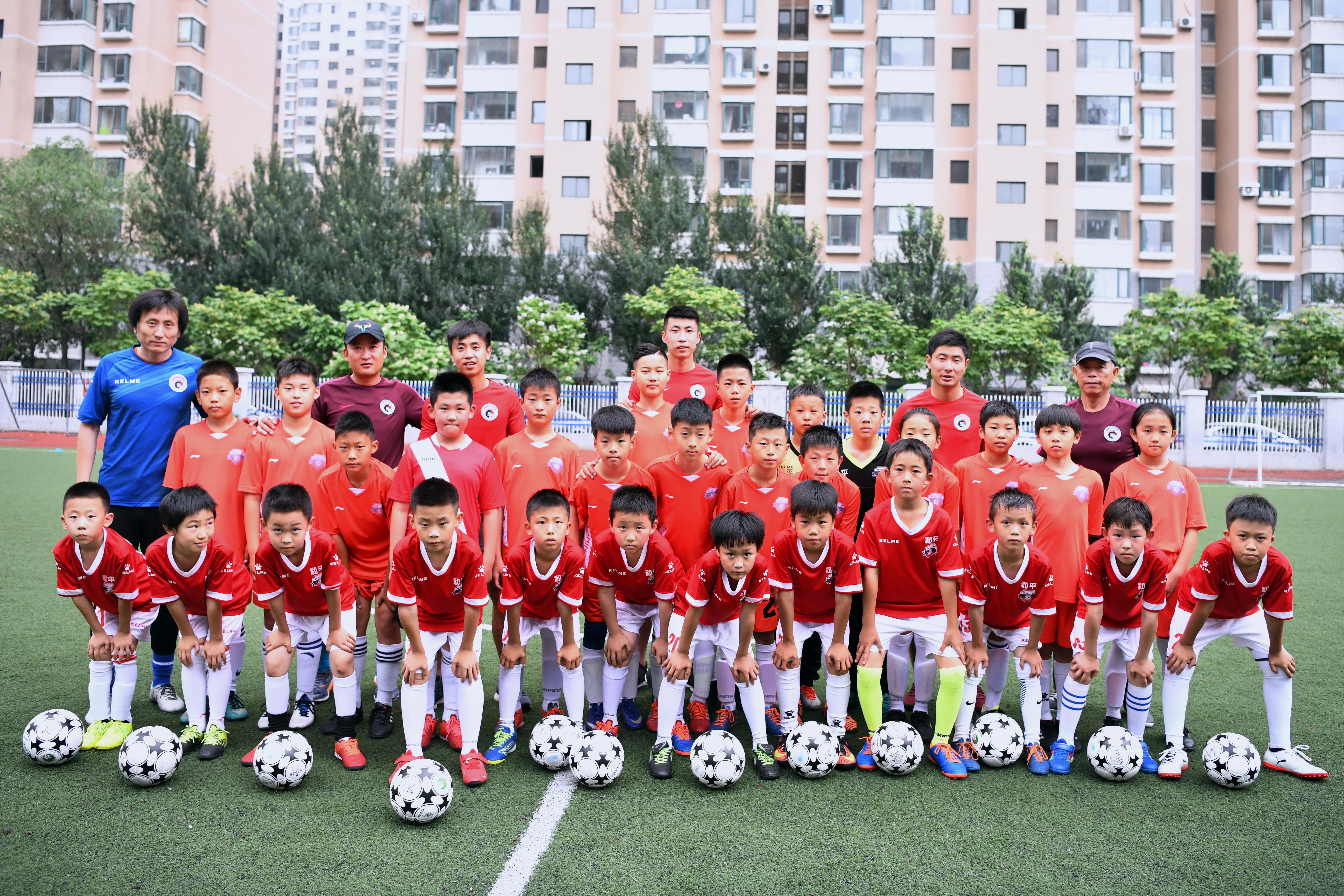 支持校园足球,辽宁宏运足球俱乐部携手和平区