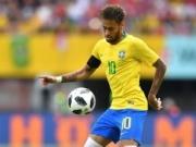 一个健康的内马尔,是巴西圆梦六星的终极武器
