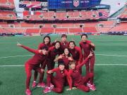 女足韩鹏:球队在朝好方向转变