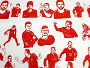 """图集:高手在民间,球星生于指间,剪纸艺人剪出""""世界杯"""""""