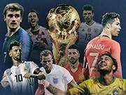 懂球帝启动图:世界杯今日开幕,你准备好了吗?