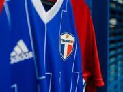 回忆98,阿迪达斯为齐达内慈善赛推出特别版球衣