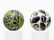 SoccerBible推出插画版Telstar 18足球