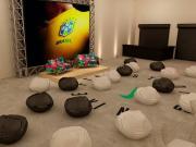 耐克在巴西开设世界杯专属FTBL Studio