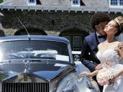 结婚纪念日,维特塞尔大秀恩爱