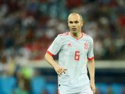 致敬伊涅斯塔,西班牙计划在小白家乡与巴西踢友谊赛