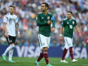 里程碑,墨西哥老将马克斯连续第五次参加世界杯