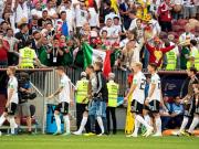 郁闷了,德国是本届世界杯第一支输球的欧洲球队