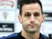 官方:因拒绝出场,卡利尼奇被逐出克罗地亚国家队