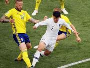 世界杯吐槽大会:和瑞典拼身体好累,等等你的队友孙兴慜!