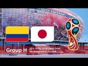 FIFA 18预演哥伦比亚vs日本:冤家再碰头,樱花要复仇?