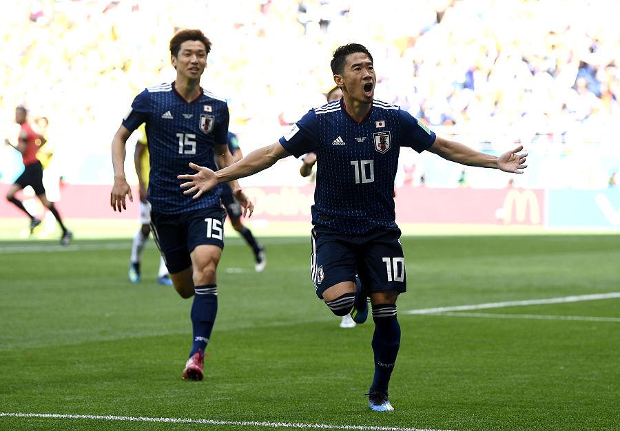 5分15秒香川真司打进日本